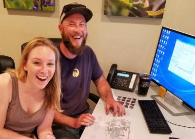 Meet the Team: Megan Savage and Ian Parker