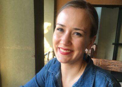 Meet the Team: Christy Dufault
