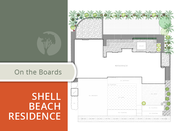 On the Boards: Shell Beach Oasis