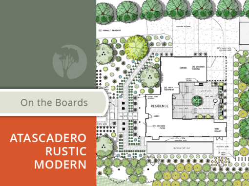 On the Boards: Atascadero Rustic Modern