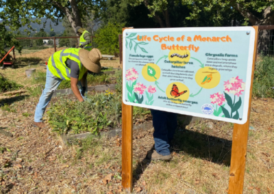 Partnership with One Cool Earth: Updating Atascadero Outdoor Classrooms